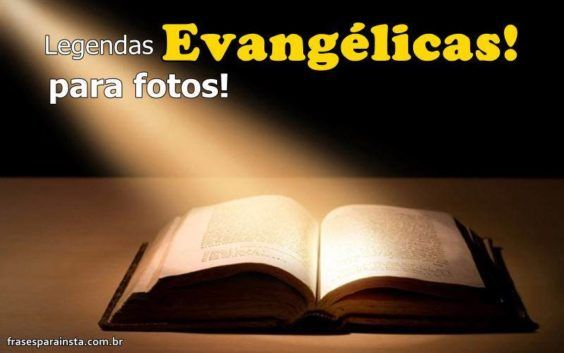 Legendas Evangélicas para Foto Sozinha 14
