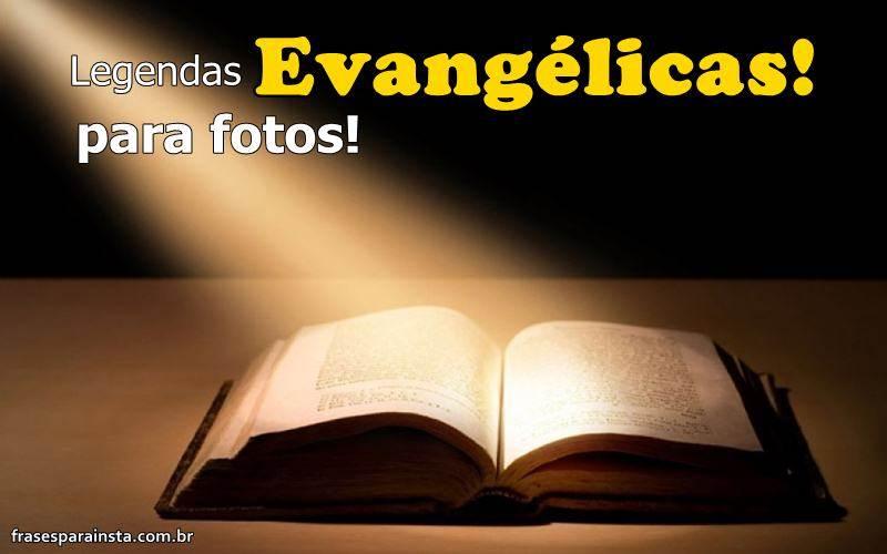 Legendas Evangélicas para Foto Sozinha