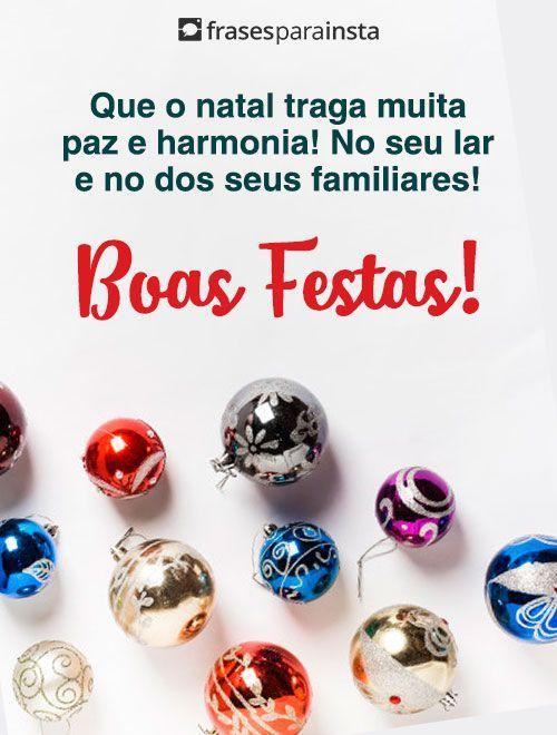 Frases de Natal - Feliz Natal 2019 3