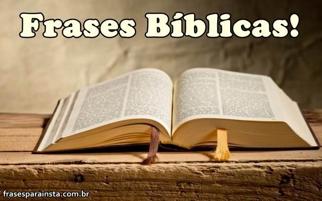 Frases Bíblicas Para Status Frases Para Instagram