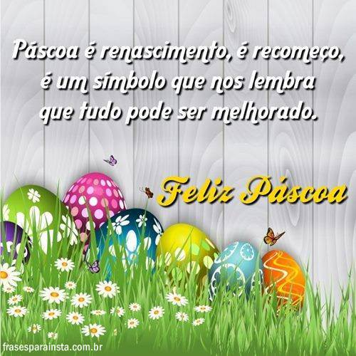 Feliz Páscoa 1