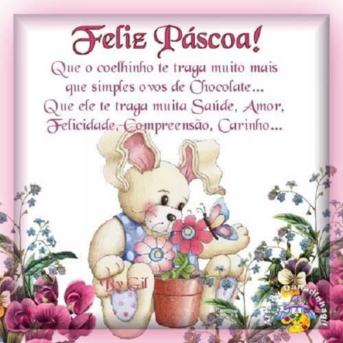 Feliz Páscoa 3