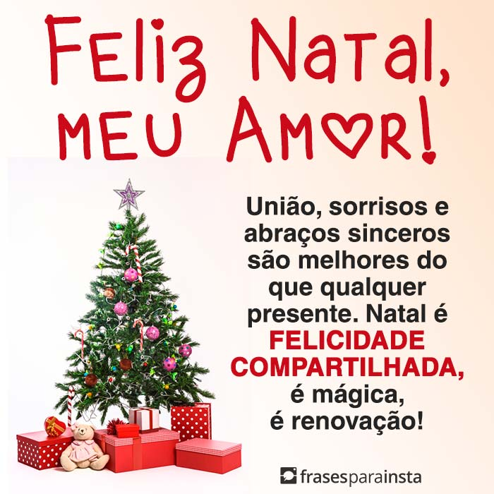 Feliz Natal meu Amor 2