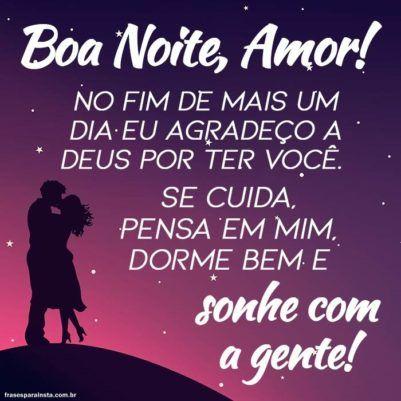 Boa Noite Amor 19