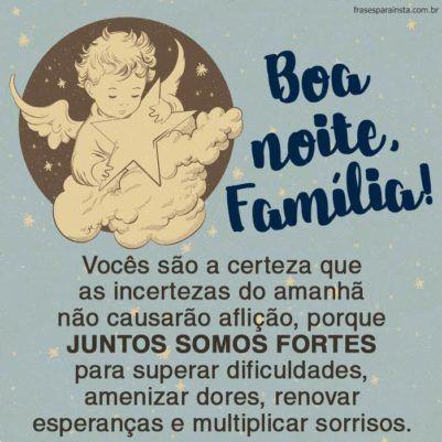 Boa Noite Família 11