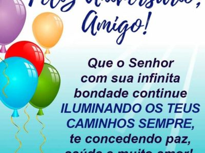 Feliz Aniversário com Ânimo e Otimismo 5