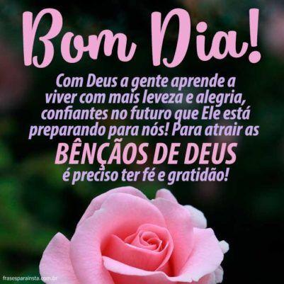 Bom Dia com Deus 13