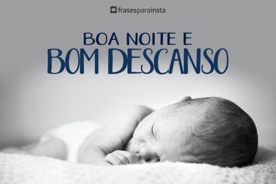 Boa Noite Bom Descanso! 3