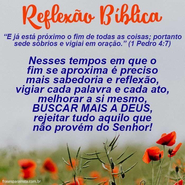 Reflexão Bíblica 10