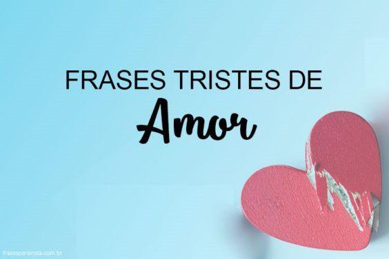 Frases Tristes de Amor 7