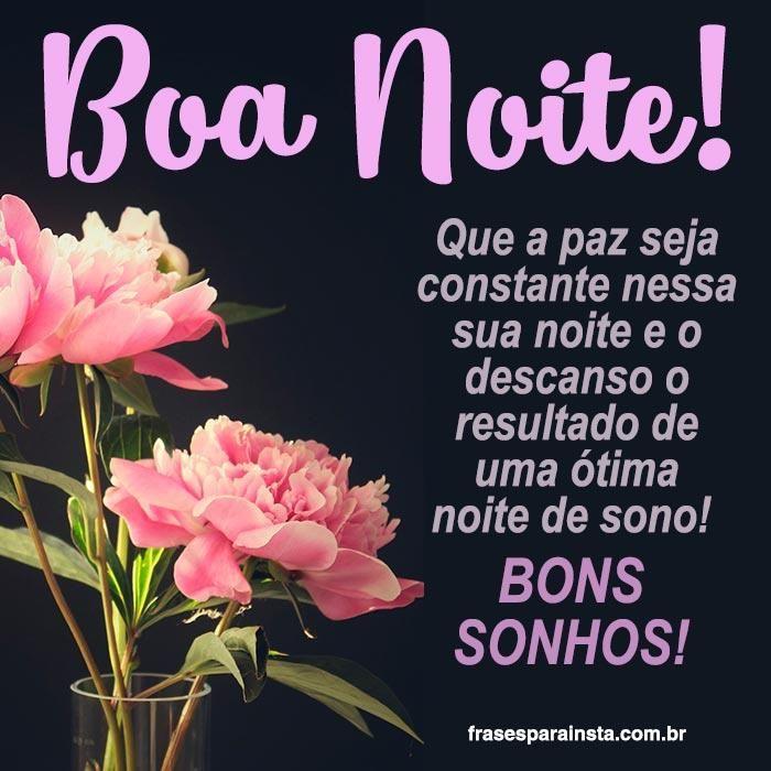 Boa Noite Bons Sonhos 26