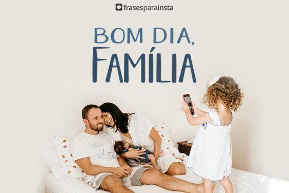 Bom Dia Família 7