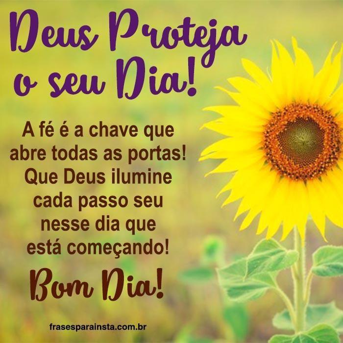 Deus Proteja o seu Dia 11