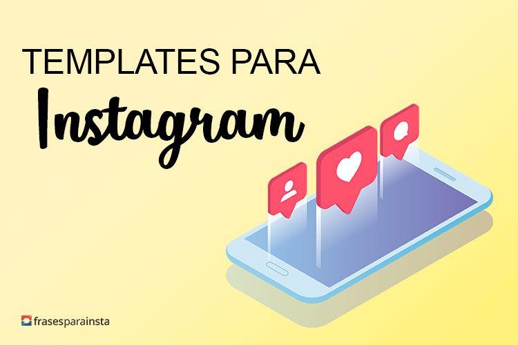 Templates para Instagram 20