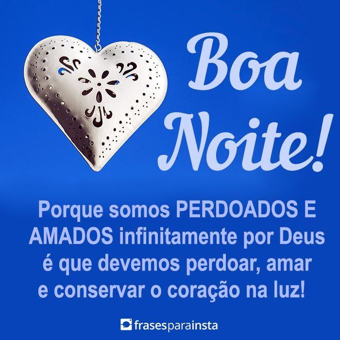 Boa Noite Amor Frases De Amor Frases E Mensagens Em