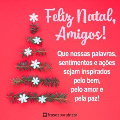 Feliz Natal Amigos 7
