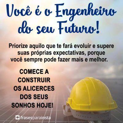 Você é o Engenheiro do seu Futuro 3