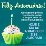 Feliz Aniversário com Alegria