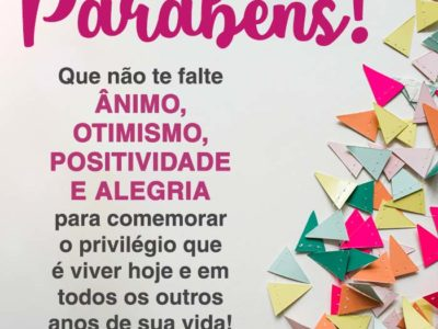 Otimismo é Combustível 5