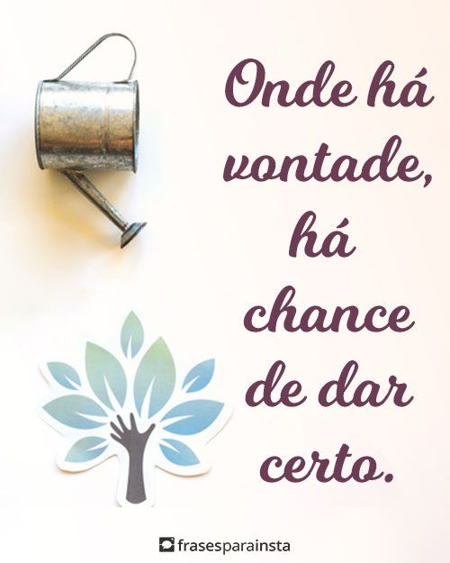 Frases de Determinação para quem abraça a vida e as metas com paixão! 2