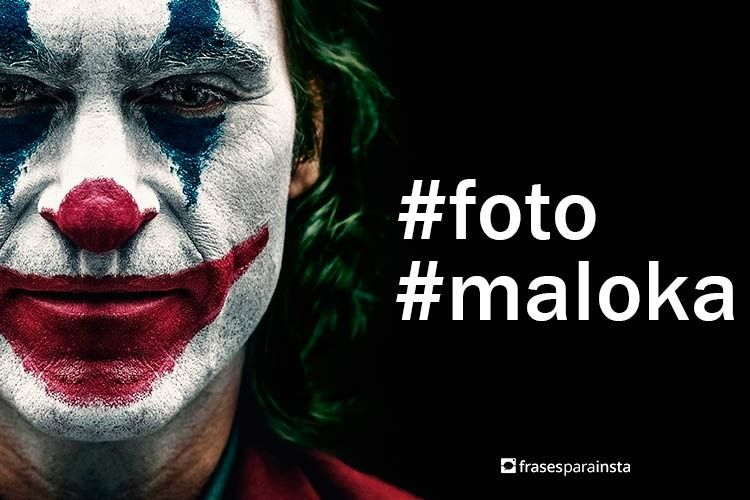 Frases de Maloka para Fotos Passando Respeito e Humildade 45