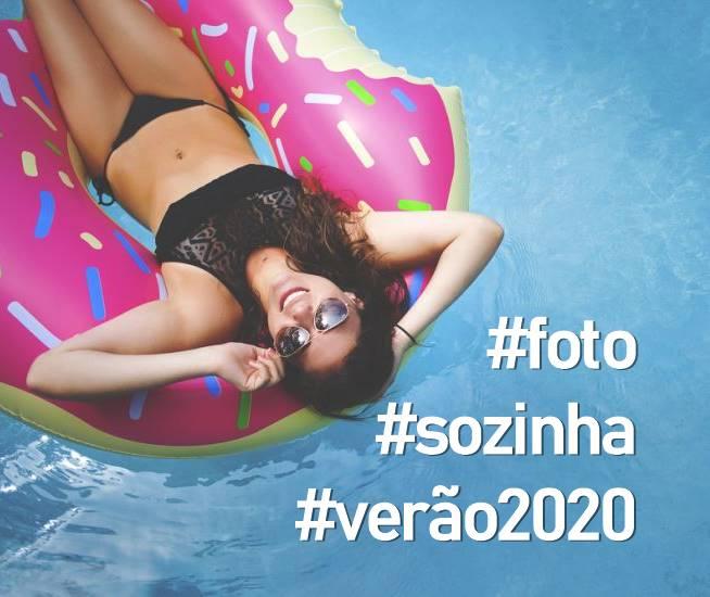 35 Legendas para foto sozinha no verão 2020 e quando postar 24