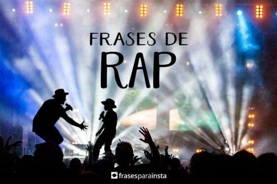 Frases de Rap Para Foto Só 4