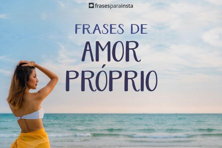 Frases De Amor Próprio 25
