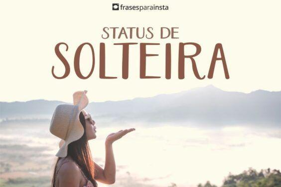 Status de Solteira 6