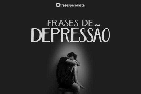 Frases de Depressão 20