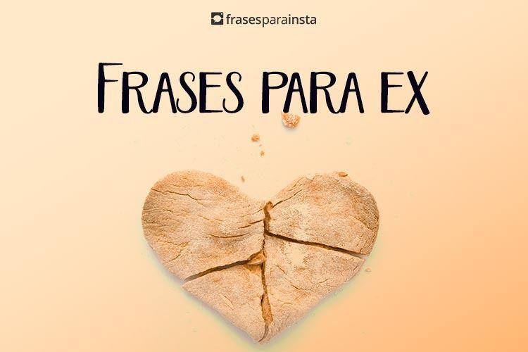 Frases para Ex
