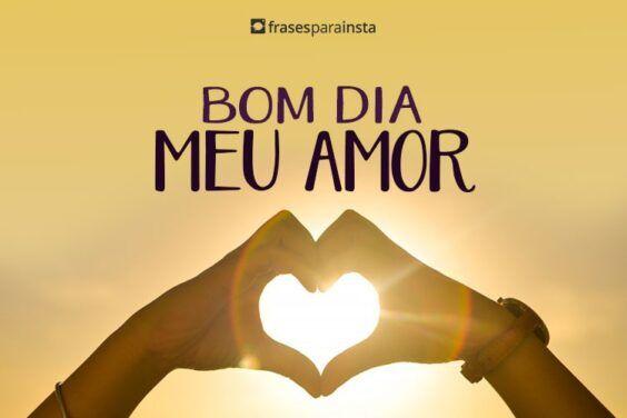 Bom Dia Meu Amor 4
