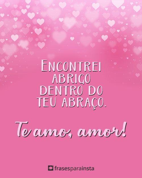 Frases de Amor para Namorado 1