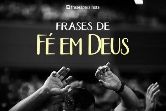 Frases de Fé em Deus 13