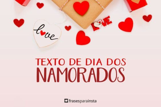 Texto de Dia dos Namorados 8