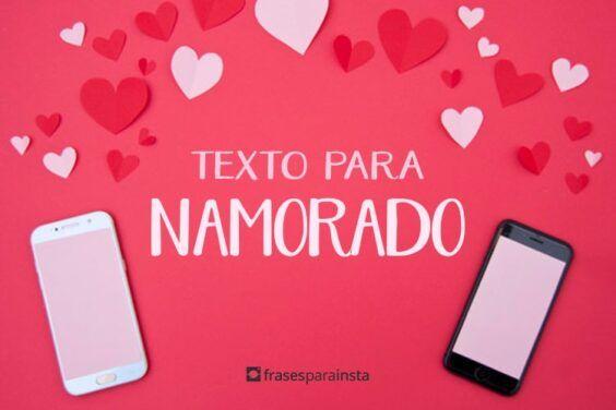 Texto para Namorado 2