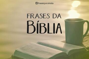 Frases da Biblia