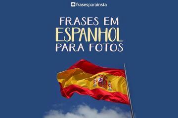 Frases em Espanhol para Foto