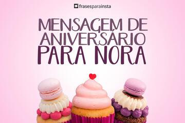Mensagem de Aniversário para Nora: Amo a esposa do meu filho