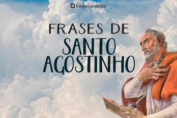 Frases de Santo Agostinho