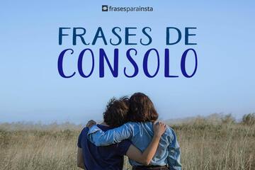Frases de Consolo