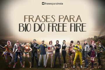 Frases para Bio do Free fire